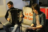 Daniel García e Isabel Logroño